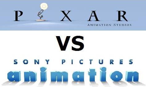 Pixar vs Sony