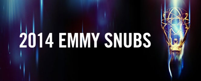 2014 Emmy Snubs